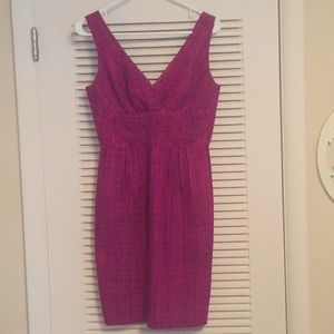 Trina Turk Tweed Cocktail Dress Size 2